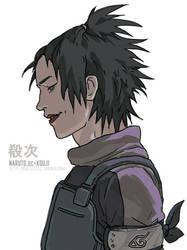 NARUTO OC- Kouji by fisher903