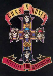 Appetite for destruction by SlasH19872018