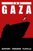 For Gaza by SoberHigh