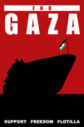 For Gaza by SoberHigh