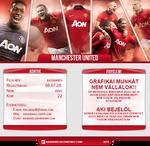 Bandi Manchester United Profile by kasbandi