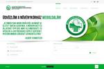 Novenykorhaz weboldal by kasbandi