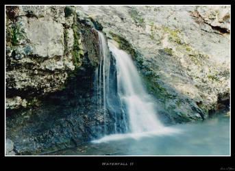Waterfall II - Teknik by teknik