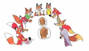5th anniversary of Fantastic Mr. Fox by brazilianferalcat