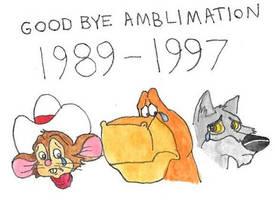 Good bye Amblimation by brazilianferalcat