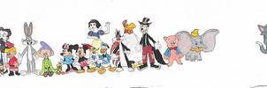 30th anniversary of Who framed Roger Rabbit by brazilianferalcat