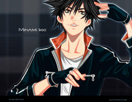 Air Gear: Ikki 273 by makiri