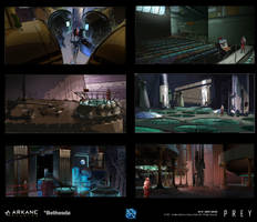 PREY - Water Treatment Facility Exploration by dsorokin755