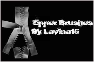 .:Zipper Brushes:. by LavinaStock