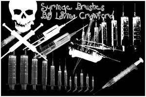 .:Syringe Brushes:. by LavinaStock