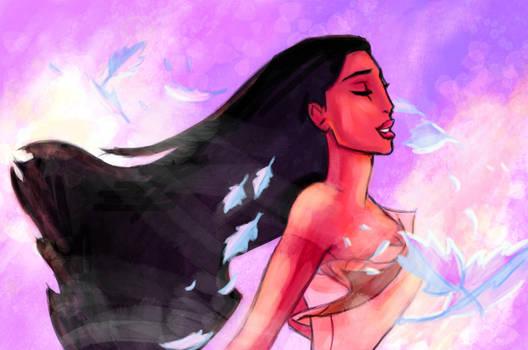 Spirit of the Wind by ChristyTortland
