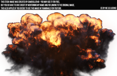Explosion Test 2 by Gamekiller48