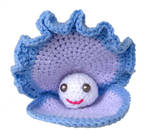Puppet Crochet: Giant Clam by kerryroulston