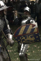 Knight Combat II by TrollDuNord