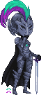 Adorable little dark lord by MalevolentMask