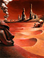 Mars Hell by angotti81