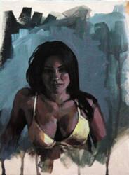 Jessica Portrait by angotti81