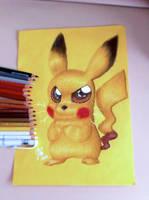 Pikachu!!! by azuh