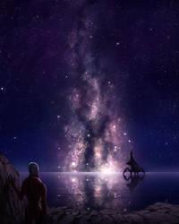 Galaxy rise by drawanon