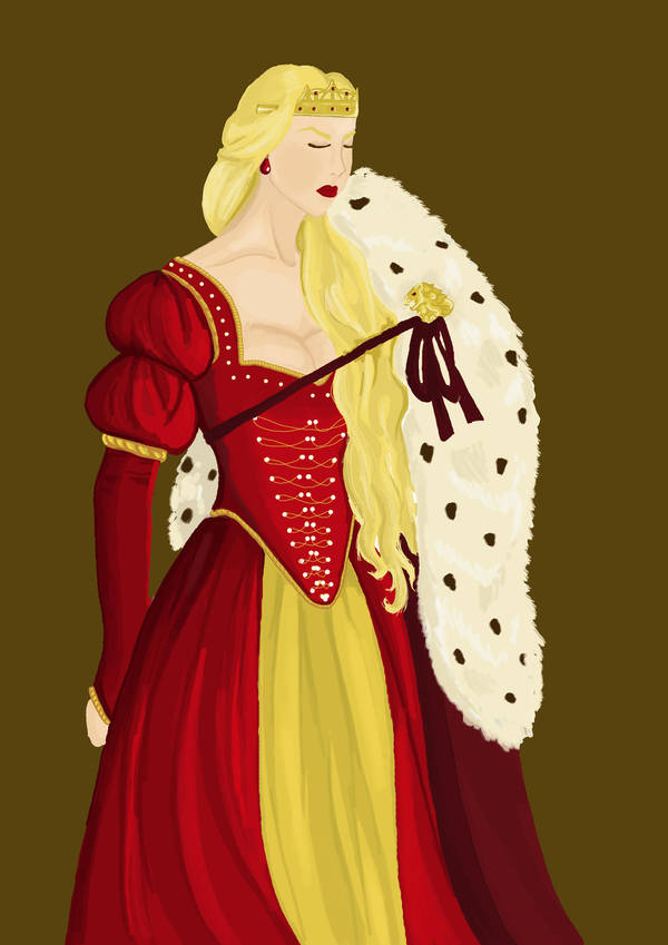 Queen Cersei Lannister by InTheArmsOfUndertow