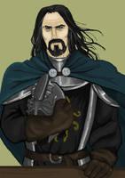 Victarion Greyjoy by InTheArmsOfUndertow