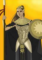Queen Nymeria of Dorne by InTheArmsOfUndertow