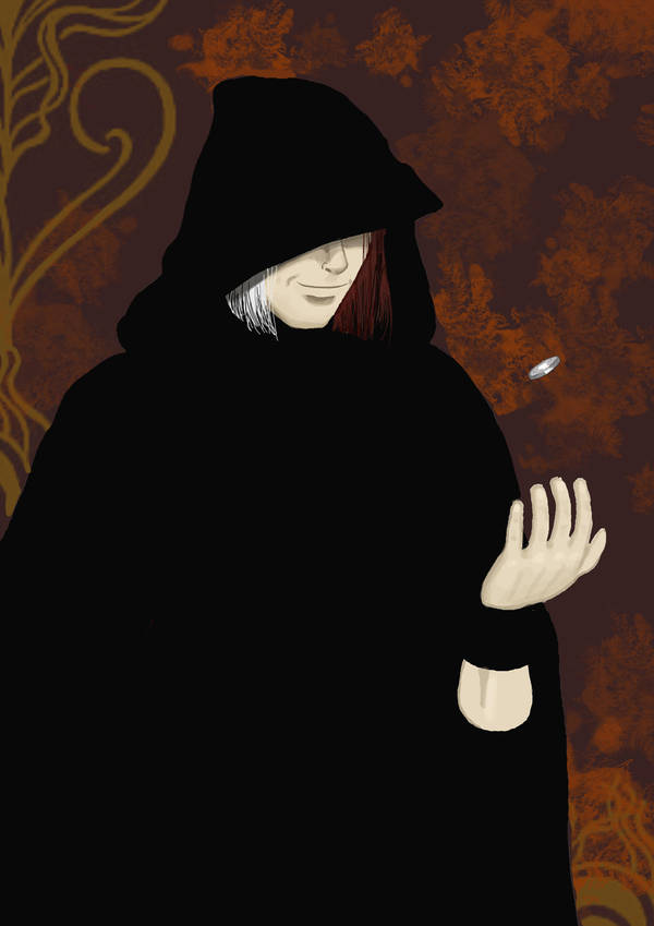 Jaqen H'ghar by InTheArmsOfUndertow