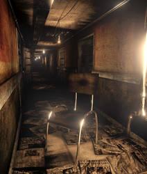 Hallway by aroche