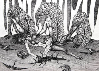 The Sweet Nightmare by Etheroxyde
