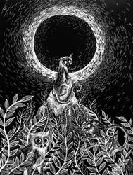 Full Moon by Etheroxyde