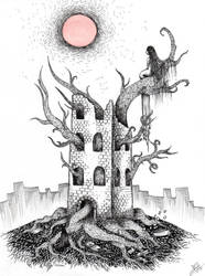 House Spirit by Etheroxyde