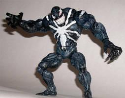Mac Gargan Venom 1 by flawpunk
