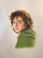 Frodo by celticsidhe