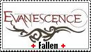 +Evanescence+ FALLEN by uchihasasuke191