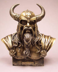 Odin - All Father by studioscarab