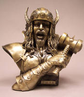 Thor - God of Thunder by studioscarab
