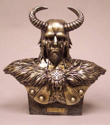 Loki - God of Mischief by studioscarab