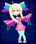 Hikaru - Starlight OC by SafiroxRebeca