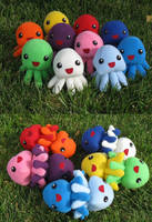 Squiddle parade by SmellenJR