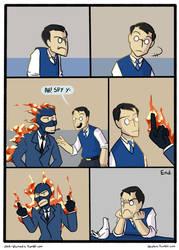 Medic Comic pg 5 by SmellenJR