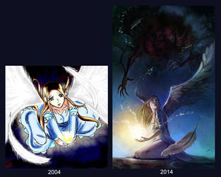 10 Years Later by Alicechan