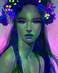 Fairy by Alicechan