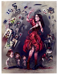 Alice by Alicechan