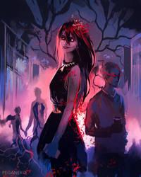 Devils by PegaNeko