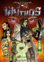 Mythos Promo Poster by Mangatellers