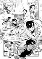 R.u.N. Chap02: Parkour Technique: Reverse by Mangatellers