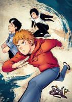 R.u.N. (Jean - Keigo - Kishi) by Mangatellers
