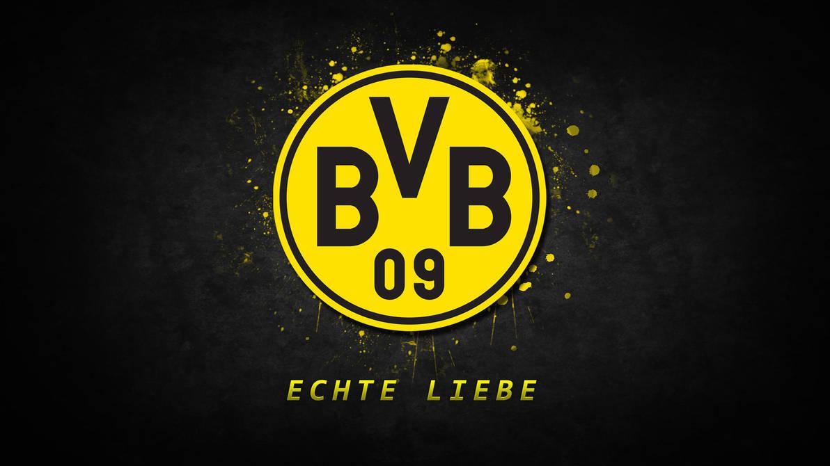 Borussia Dortmund 1909 Logo Echte Liebe By Scician On Deviantart