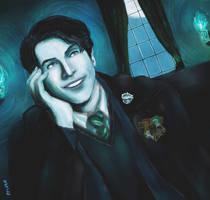 HP: Brilliant Mind by privee