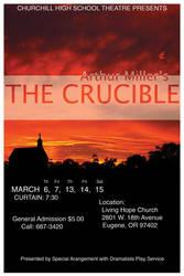 The Crucible by AspinLoeborka